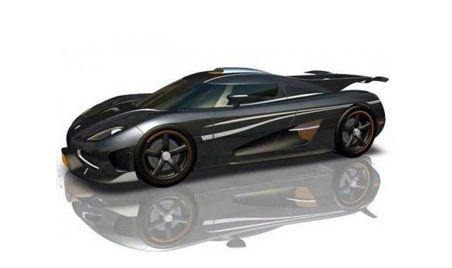 Koenigsegg One2