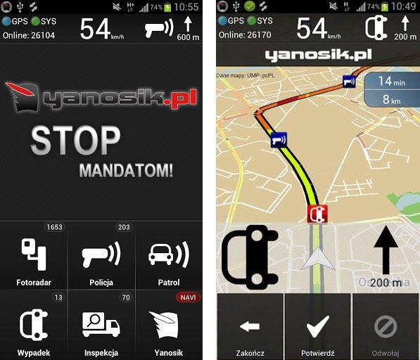 Aplikacje na smartphona dla każdego kierowcy