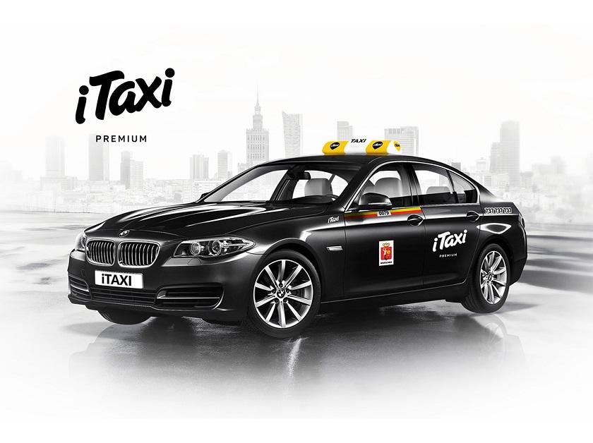 iTaxi.pl kupuje 50 sztuk BMW serii 5