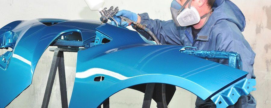 lakiernik samochodowy