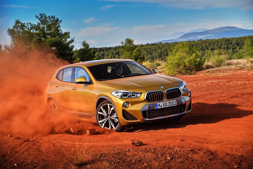 Nowe BMW X2
