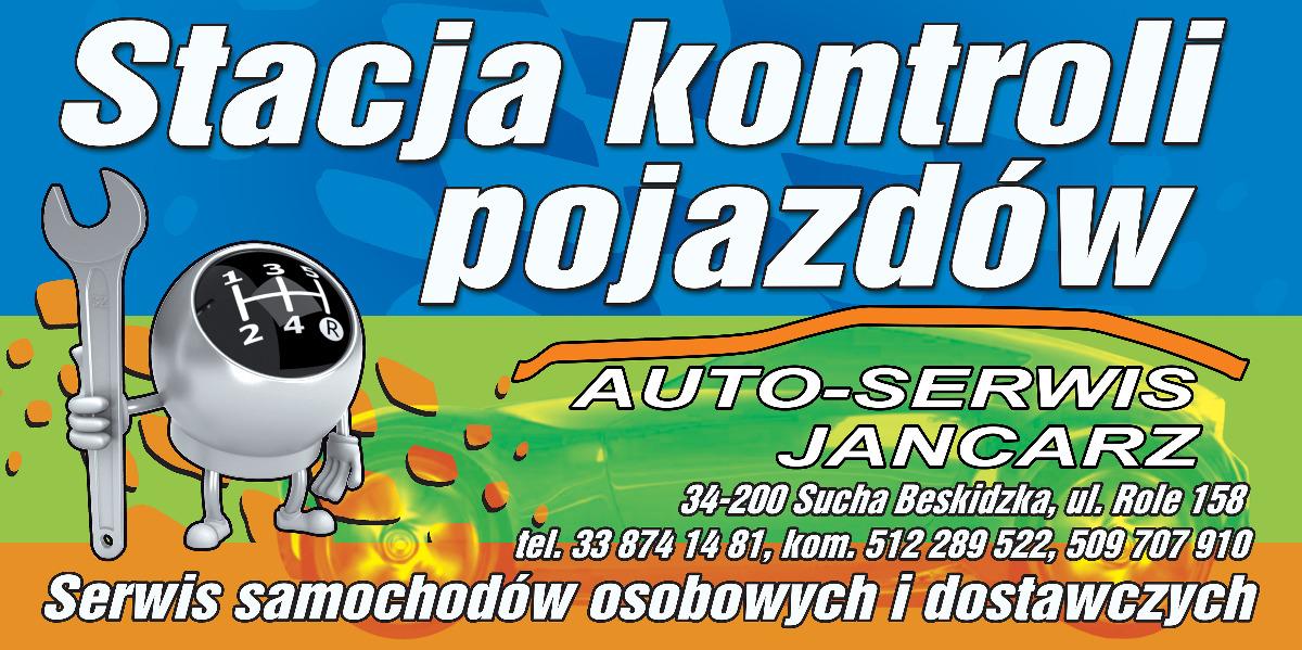 logo AUTO SERWIS SUCHA BESKIDZKA