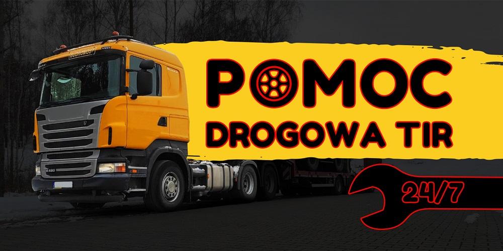logo POMOC DROGOWA ZAMBRÓW