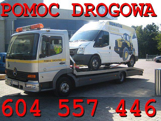 logo POMOC DROGOWA, HOLOWANIE AUT WARSZAWA 604 557 446