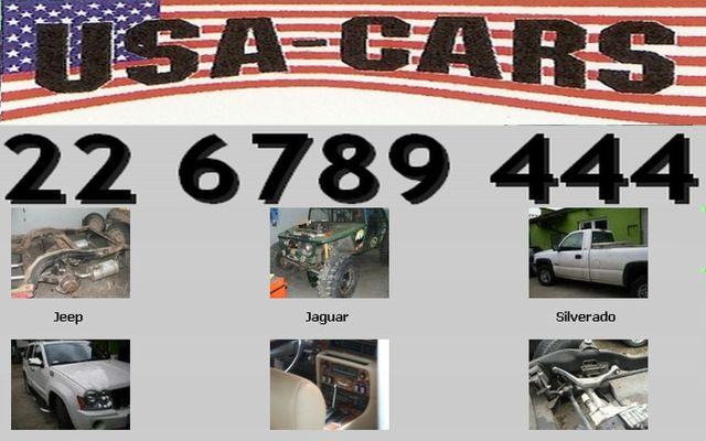 logo USA-CARS STACJA OBSŁUGI SAMOCHODÓW AMERYKAŃSKICH WARSZAWA
