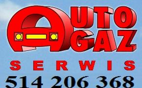 logo AUTO GAZ SERWIS GDAŃSK